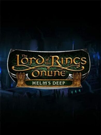 Lord of the Rings Online: Helm's Deep (DLC) Official website Key GLOBAL