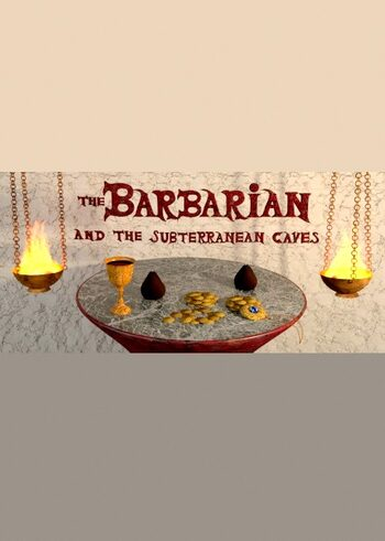 The Barbarian and the Subterranean Caves Steam Key GLOBAL
