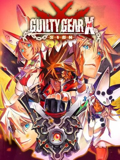 Guilty Gear Xrd -Sign- Steam Key GLOBAL