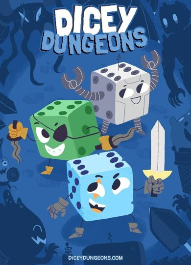 Dicey Dungeons Steam Key GLOBAL