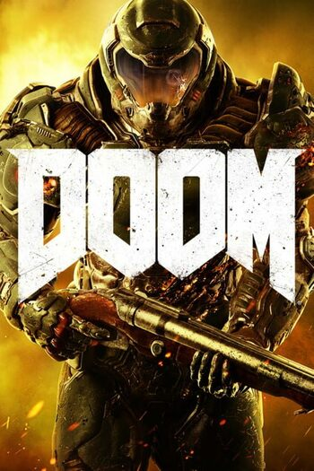 DOOM clé Steam GLOBAL