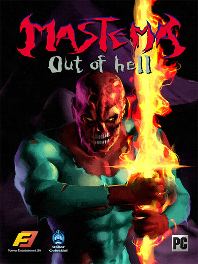 Mastema: Out of Hell Steam Key GLOBAL