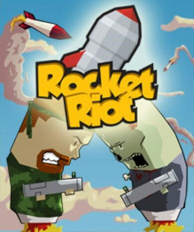 Rocket Riot Steam Key GLOBAL