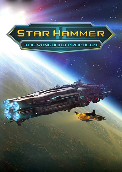 Star Hammer: The Vanguard Prophecy Steam Key GLOBAL