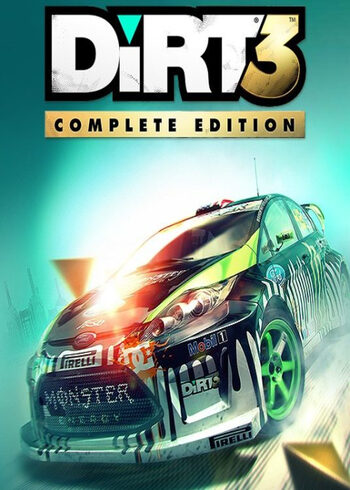 Dirt 3 (Edición Completa) Steam Key GLOBAL
