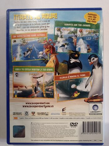 Surf's Up PlayStation 2