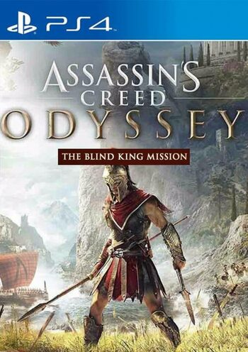 Assassin's Creed: Odyssey - The Blind King Mission (DLC) (PS4) PSN Key NORTH AMERICA
