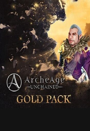 ArcheAge: Unchained - Gold Edition Steam Key GLOBAL