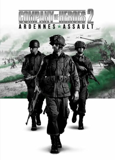 Company of Heroes 2: Ardennes Assault Steam Key EUROPE фото