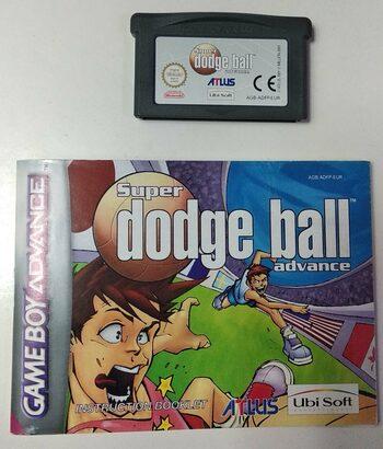 Super Dodge Ball Advance Game Boy Advance