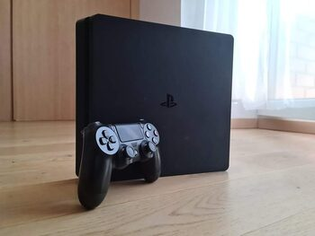 PlayStation 4 Slim, Black, 500GB