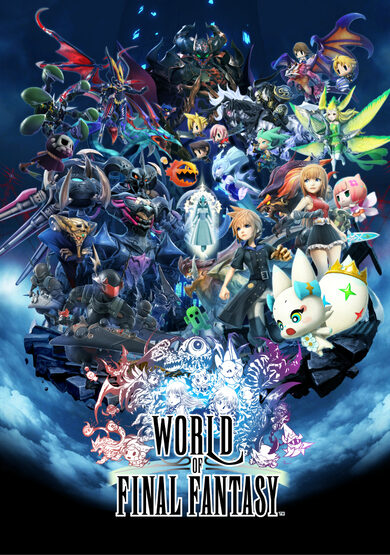 World of Final Fantasy Steam Key GLOBAL