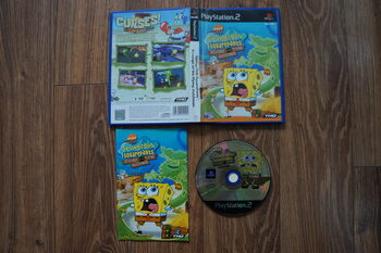SpongeBob SquarePants: Revenge of the Flying Dutchman PlayStation 2