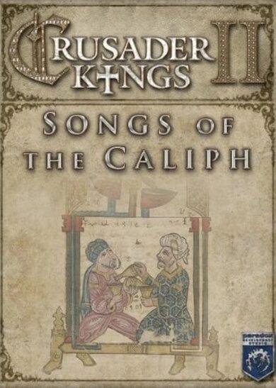 Crusader Kings II - Songs of the Caliph (DLC) Steam Key GLOBAL