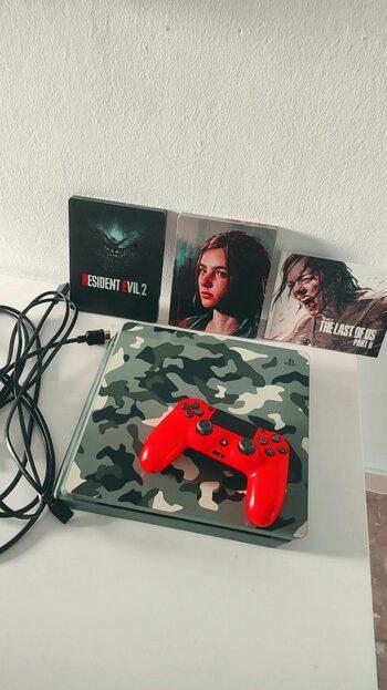 PlayStation 4 1TB +MANDO +JUEGOS edicion coleccionista