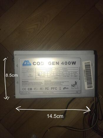CODEGEN 400W