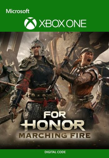 For Honor - Marching Fire Edition XBOX LIVE Key UNITED STATES
