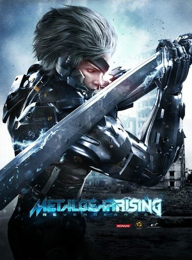 Metal Gear Rising - Revengeance Steam Key GLOBAL