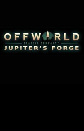 Offworld Trading Company - Jupiter's Forge Expansion Pack (DLC) Steam Key GLOBAL