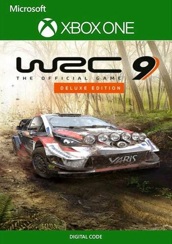 WRC 9: Deluxe Edition FIA World Rally Championship (Xbox One) Xbox Live Key UNITED STATES