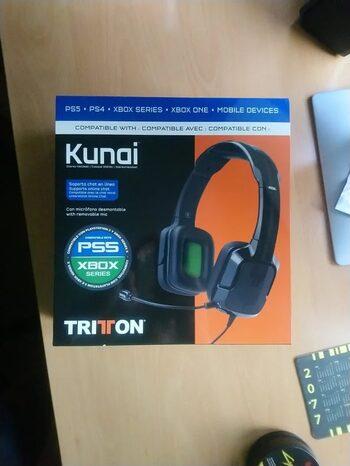 Auriculares Triton Kunai Xbox/Ps4/Ps5/Switch/Móvil Nuevos
