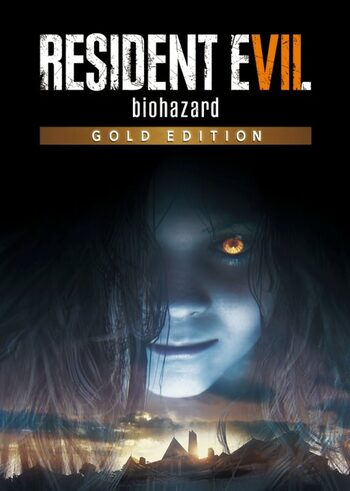 Resident Evil 7 - Biohazard (Gold Edition) Steam Key GLOBAL