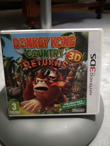 Donkey Kong Country Nintendo 3DS