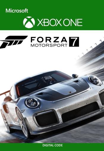 Forza Motorsport 7 XBOX LIVE Key EUROPE