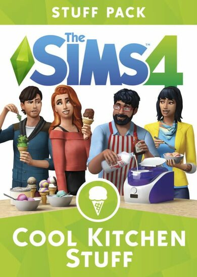 The Sims 4 : Cool Kitchen Stuff (DLC) Origin Key GLOBAL