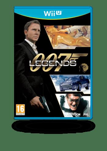 007 Legends Wii U