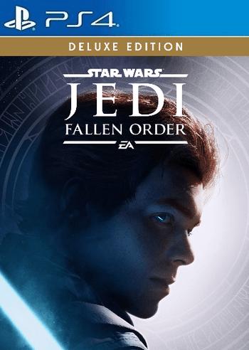 Star Wars Jedi: Fallen Order (Deluxe Edition) (PS4) PSN Key UNITED STATES