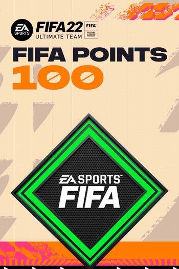 FIFA 22 - 100 FUT Points (PC) Origin Key GLOBAL