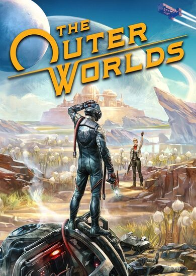 The Outer Worlds Epic Games Key NORTH AMERICA