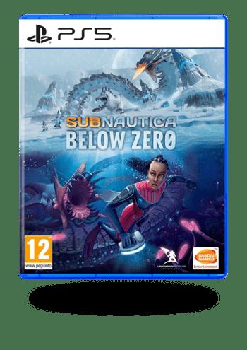 Subnautica: Below Zero PlayStation 5