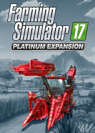 Farming Simulator 17 Platinum Expansion (DLC) Steam Key GLOBAL