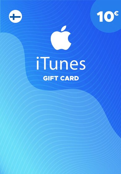 Apple iTunes Gift Card 10 EUR iTunes Key FINLAND