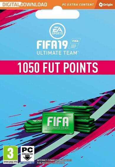 FIFA 19 - 1050 FUT Points Origin Key GLOBAL