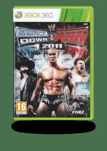 WWE SmackDown vs RAW 2011 Xbox 360