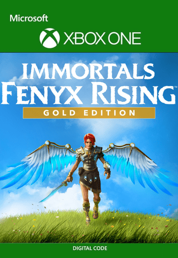 Immortals Fenyx Rising Gold Edition XBOX LIVE Key UNITED STATES