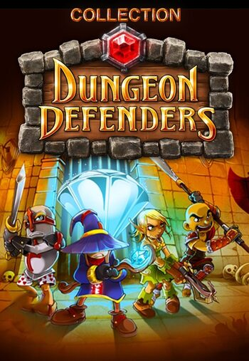 Dungeon Defenders Collection Steam Key GLOBAL