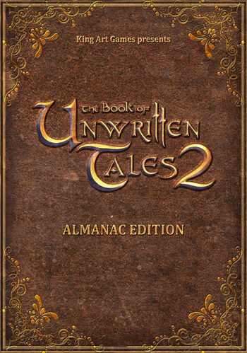 The Book of Unwritten Tales 2 Almanac Edition Steam Key GLOBAL