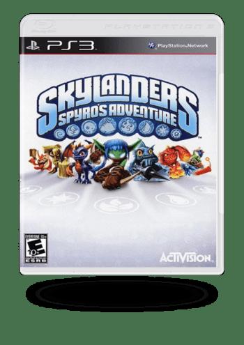 Skylanders Spyro's Adventure PlayStation 3