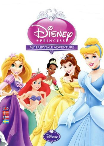 Disney Princess: My Fairytale Adventure Steam Key EUROPE