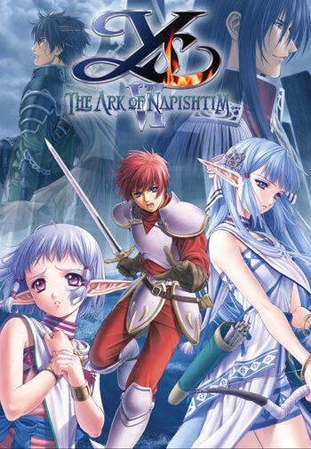 Ys VI: The Ark of Napishtim Steam Key GLOBAL