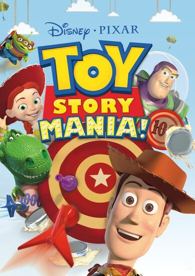 Disney Pixar Toy Story Mania! Steam Key EUROPE