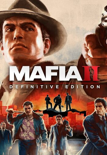 Mafia II: Definitive Edition Steam Key GLOBAL