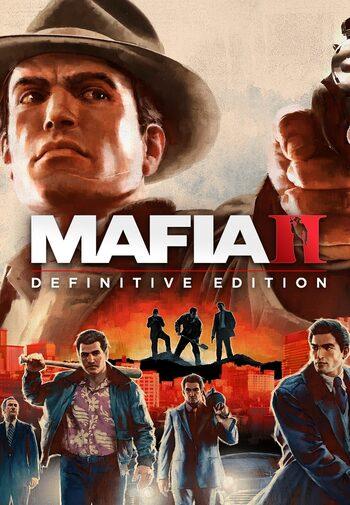 Mafia II: Definitive Edition Steam Key GLOBAL