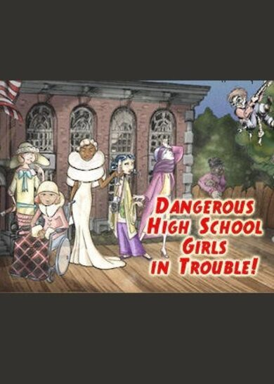 Dangerous High School Girls in Trouble! Steam Key GLOBAL