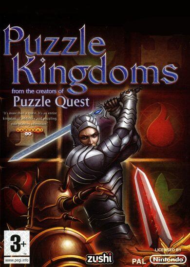 Puzzle Kingdoms Steam Key GLOBAL