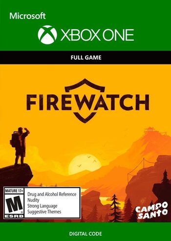 Firewatch (Xbox One) Xbox Live Key GLOBAL